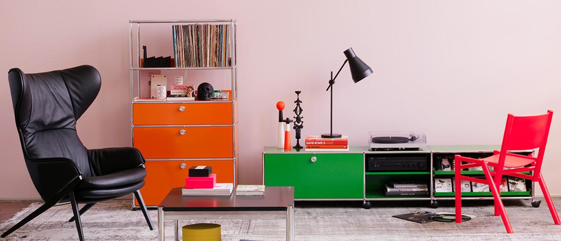 kurzfristig lieferbare Möbelklassiker!