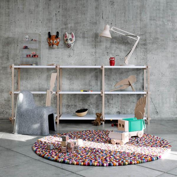 pinocchio teppich von hay stoll online shop. Black Bedroom Furniture Sets. Home Design Ideas