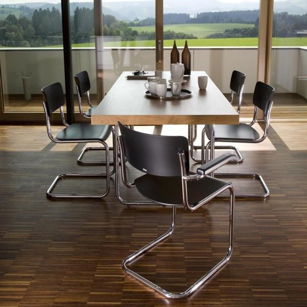 s43 stuhl von thonet stoll online shop. Black Bedroom Furniture Sets. Home Design Ideas