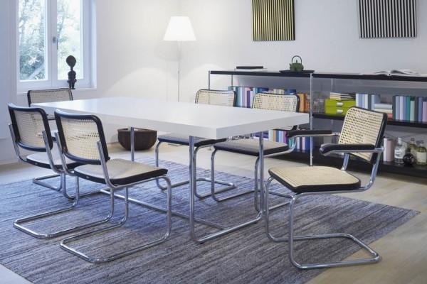 s32v stuhl von thonet stoll online shop. Black Bedroom Furniture Sets. Home Design Ideas