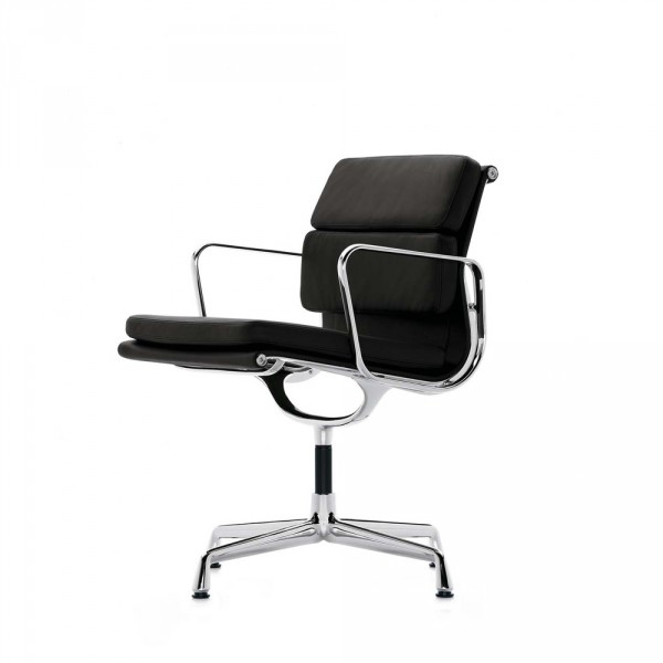 ea 208 soft pad chair konferenzsessel von vitra stoll