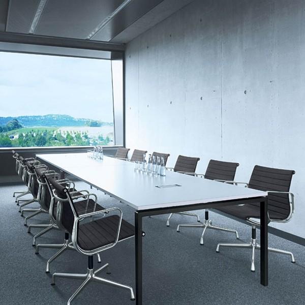 Gartenmobel Rattan Toom : Aluminium Chair EA 108 Drehstuhl von Vitra  Stoll Online Shop