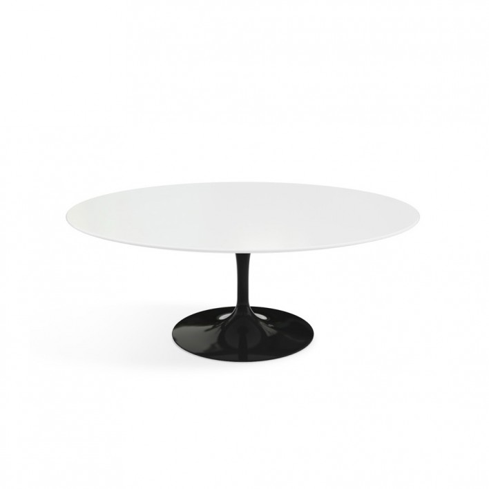 Saarinen Tulip Couchtisch Oval Von Knoll International Stoll