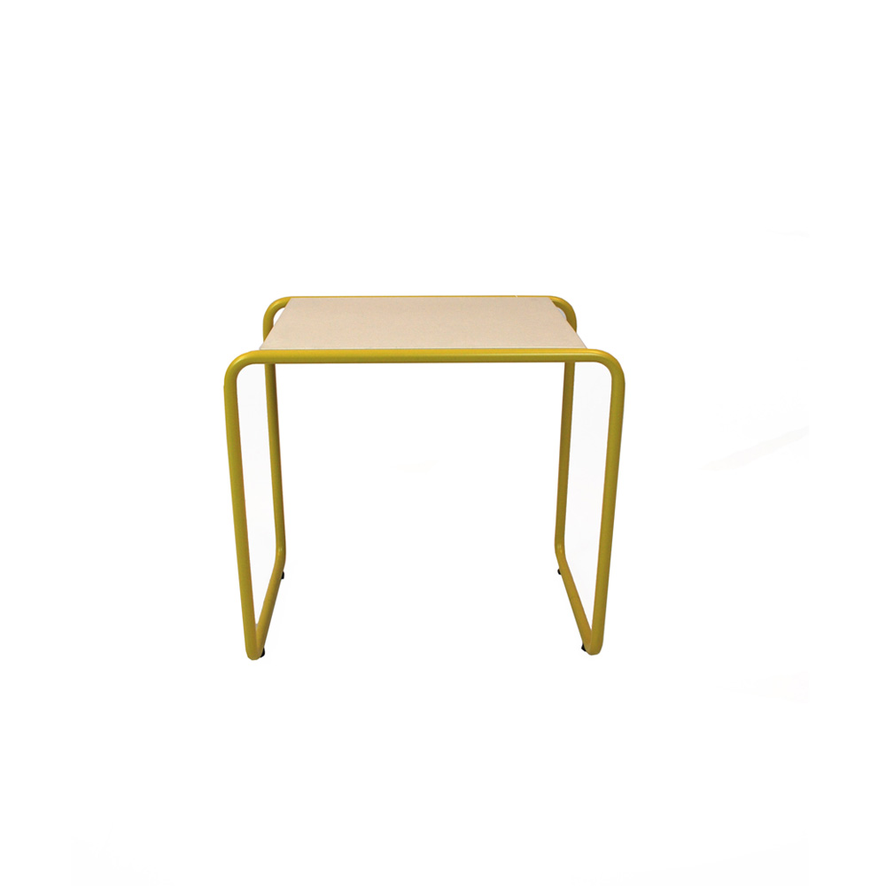 b9 c beistell satztisch von thonet ausstellungsst ck. Black Bedroom Furniture Sets. Home Design Ideas