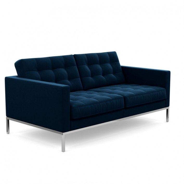 Florence Knoll Sofa Relax Zweisitzer