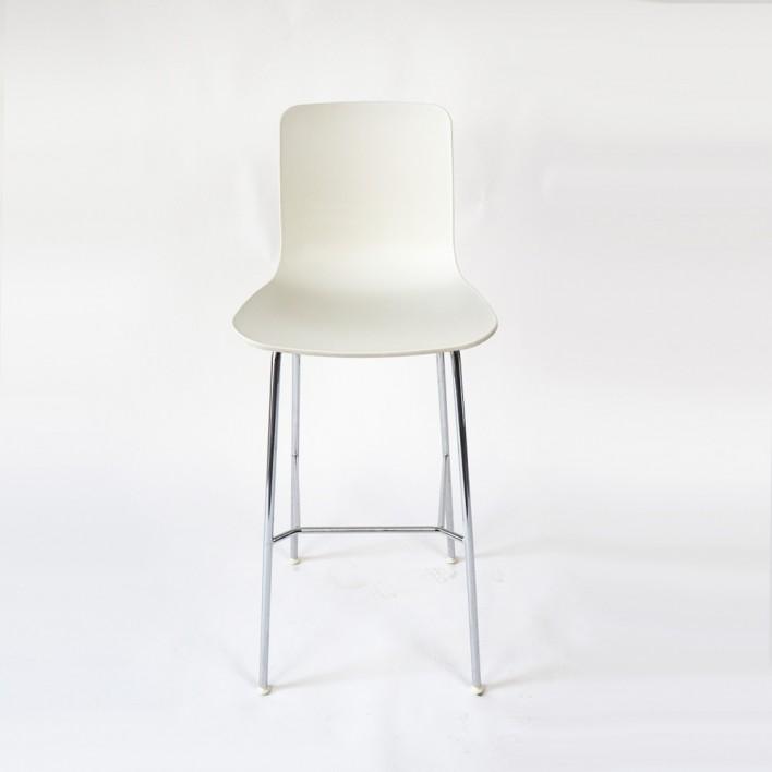 HAL Stool High weiß - Design gebraucht