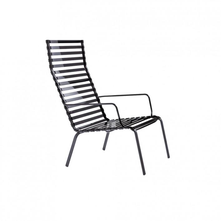 Striped Sessel