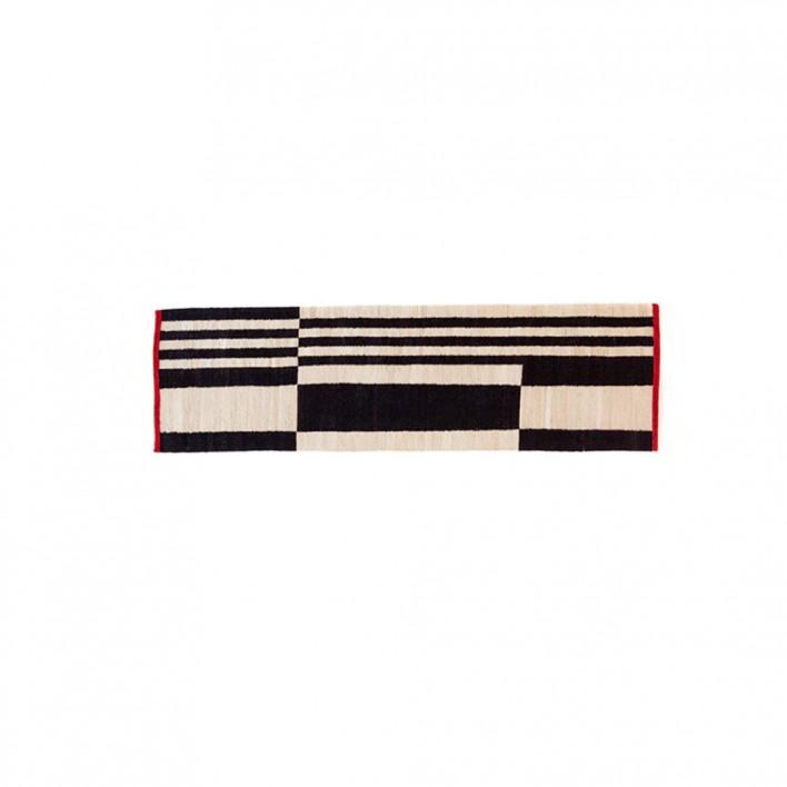 Teppich Mélange Stripes 1