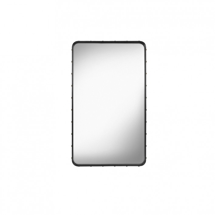 Adnet Wandspiegel rechteckig