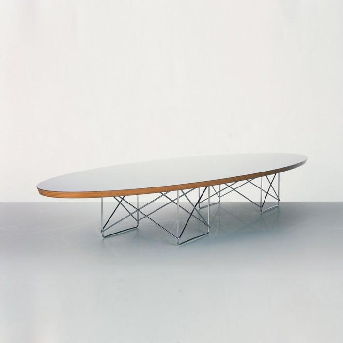elliptical table etr von vitra stoll online shop. Black Bedroom Furniture Sets. Home Design Ideas