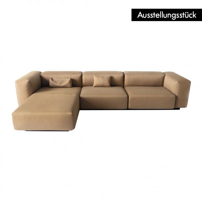Soft Modular Sofa - Ausstellungsstück
