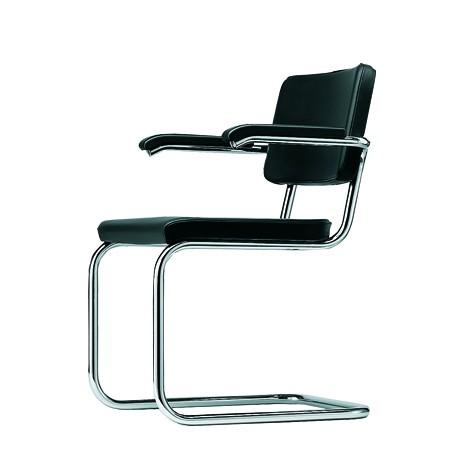 der stuhl s64pv von thonet stoll online shop. Black Bedroom Furniture Sets. Home Design Ideas
