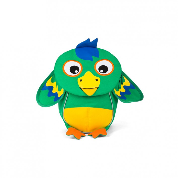 Rucksack Piet Papagei