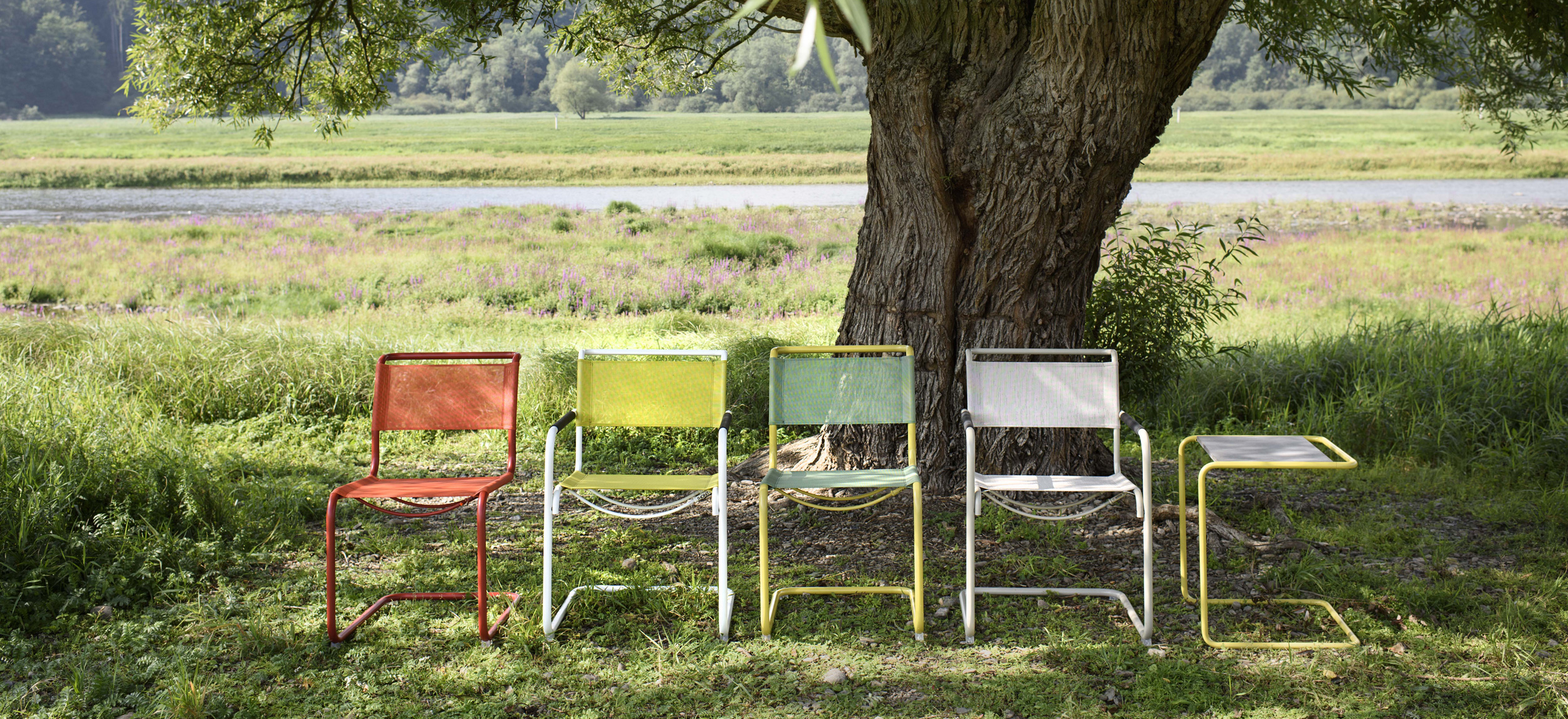 Thonet All Seasons Outdoor Kollektion