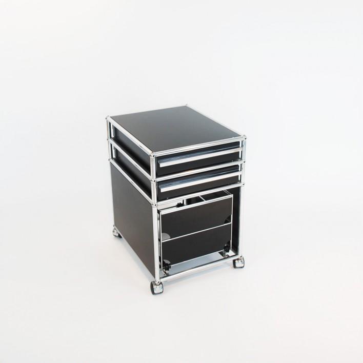 Rollcontainer Design rollcontainer mit hängeregistratur usm design gebraucht