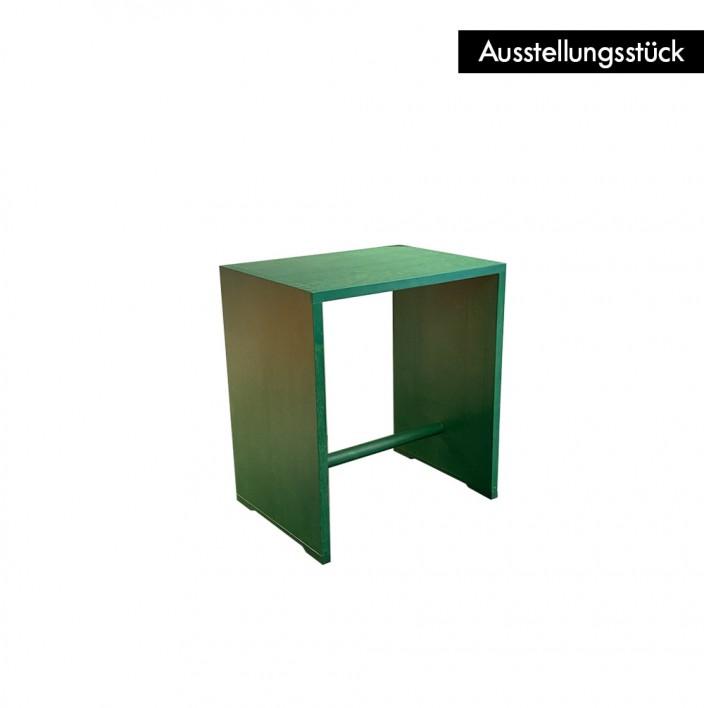Ulmer Hocker apfelgrün - Ausstellungsstück