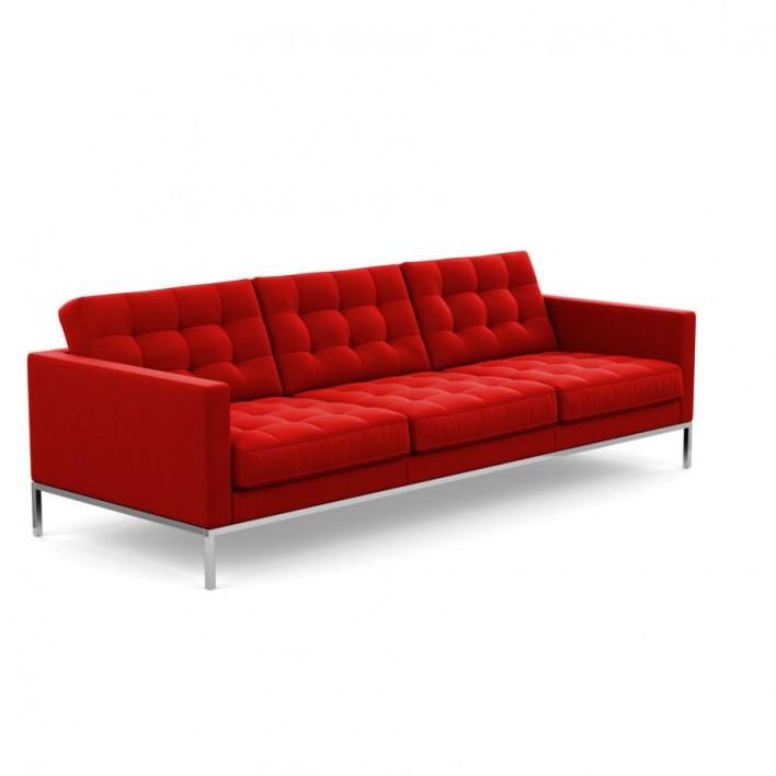 Florence Knoll Sofa Relax Dreisitzer