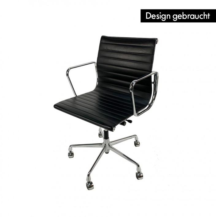 EA 117 Alu Chair - Design gebraucht