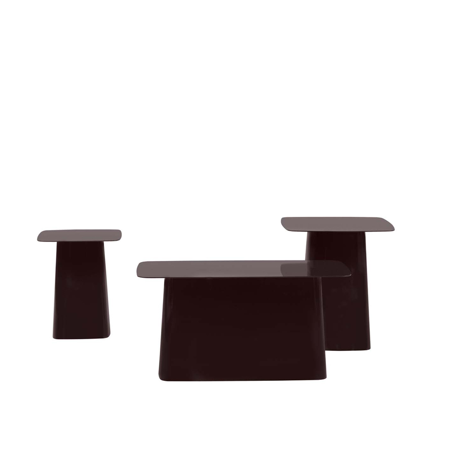 die beistelltische metal side table von vitra stoll online shop. Black Bedroom Furniture Sets. Home Design Ideas