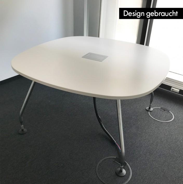 Ad Hoc Rundelliptisch - Design gebraucht