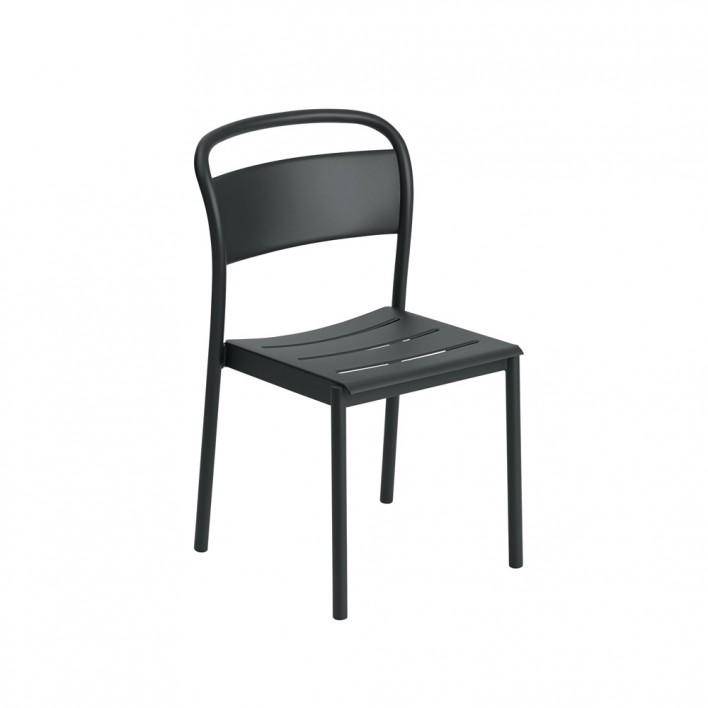 Linear Steel Chair