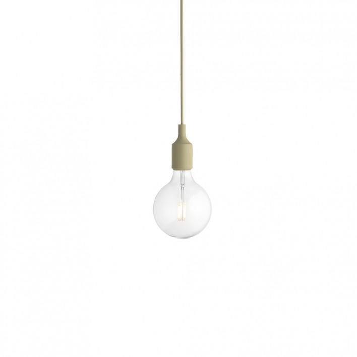 E27 Socket Lamp Pendelleuchte