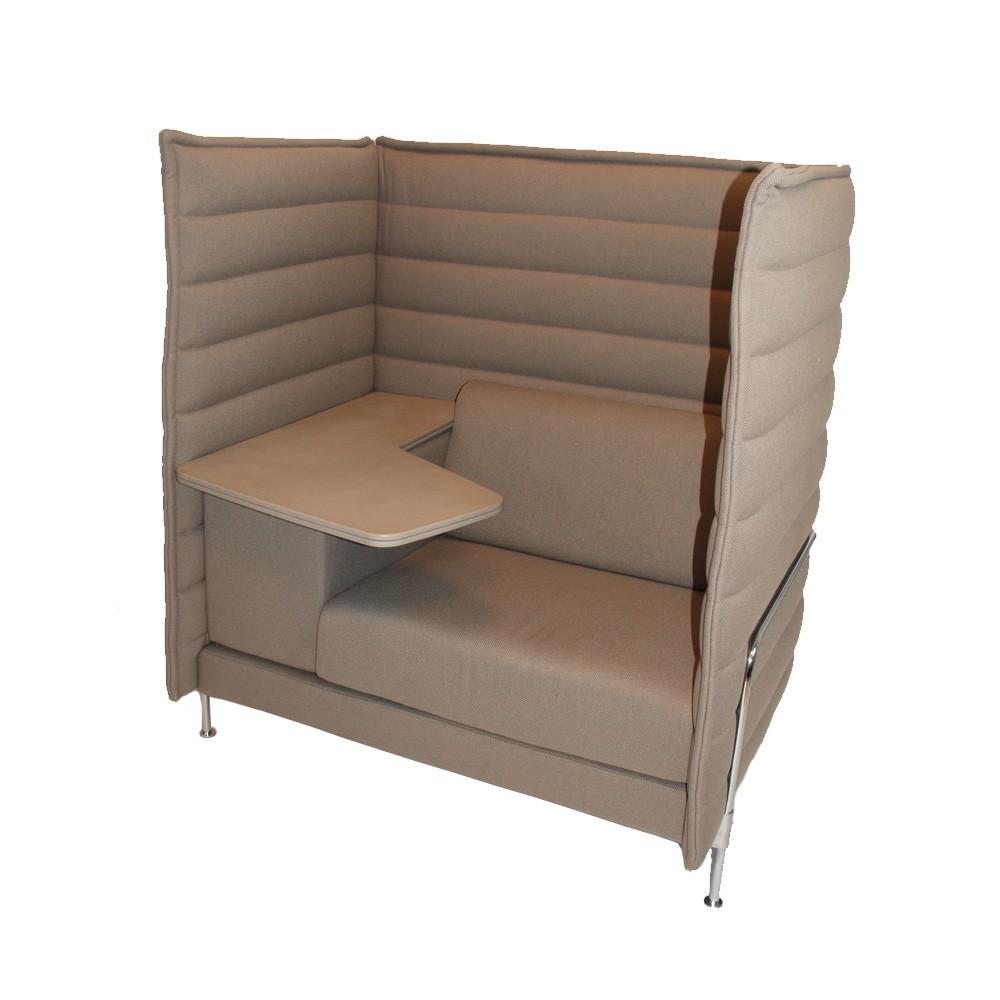 Lounge sessel garten gebraucht  Alcove Highback Work Sofa von Vitra - Design gebraucht | Stoll ...