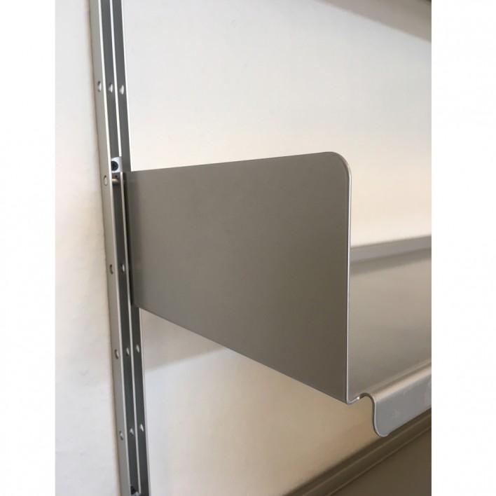606 Metalltablar 90 im Paar - Design gebraucht