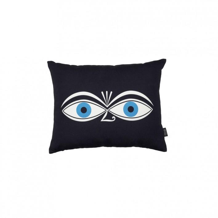 graphic print pillows eyes kissen von vitra stoll online shop. Black Bedroom Furniture Sets. Home Design Ideas