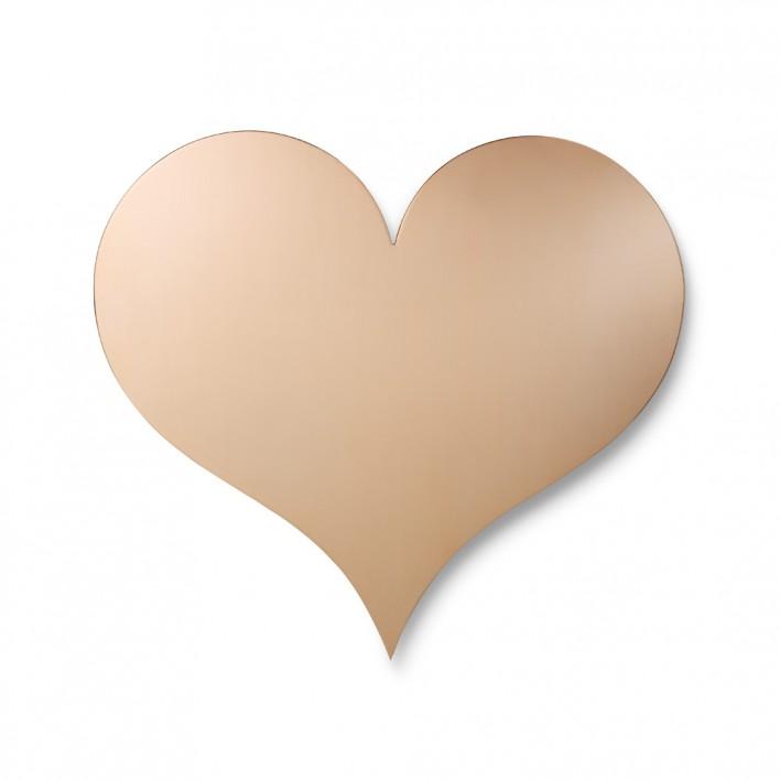 Metal Wall Relief - Heart