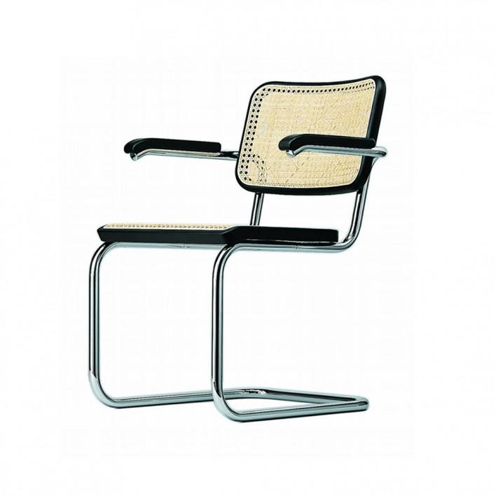 s64v stuhl von thonet stoll online shop. Black Bedroom Furniture Sets. Home Design Ideas