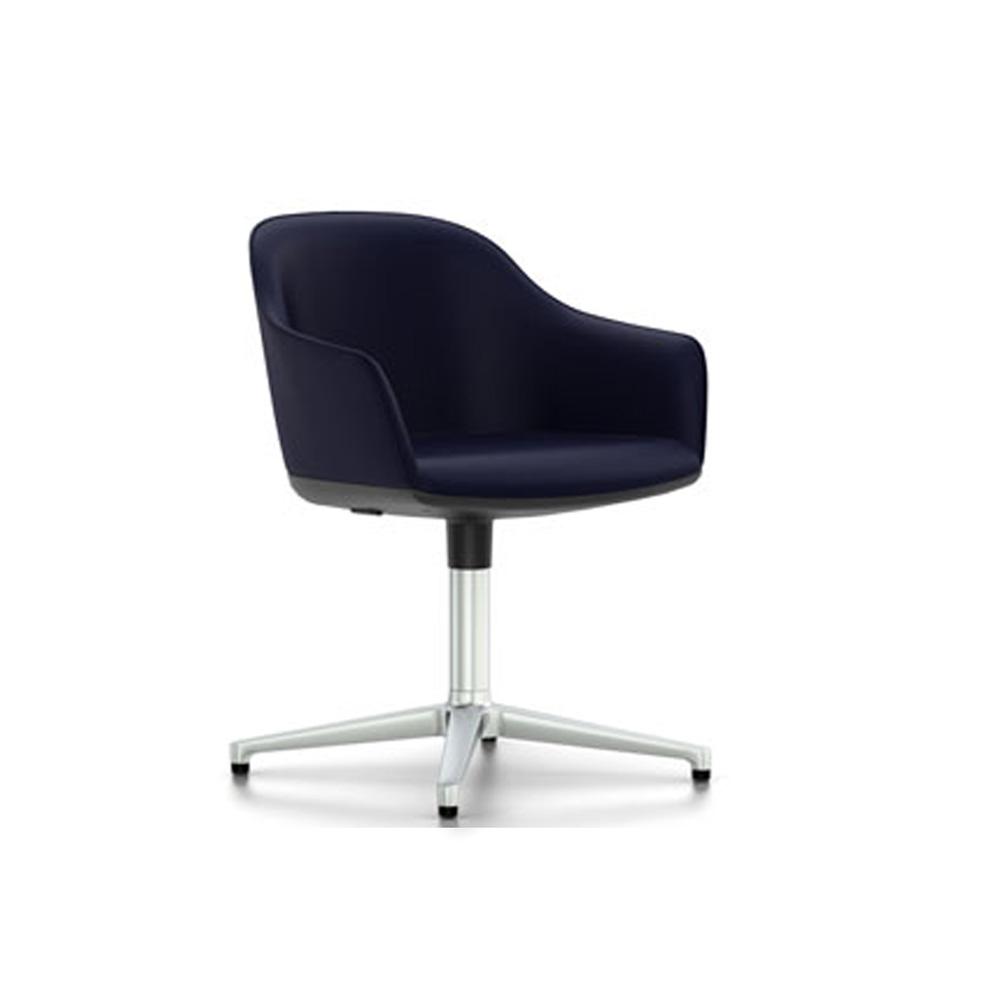 Softshell Chair Stuhl von Vitra Design gebraucht