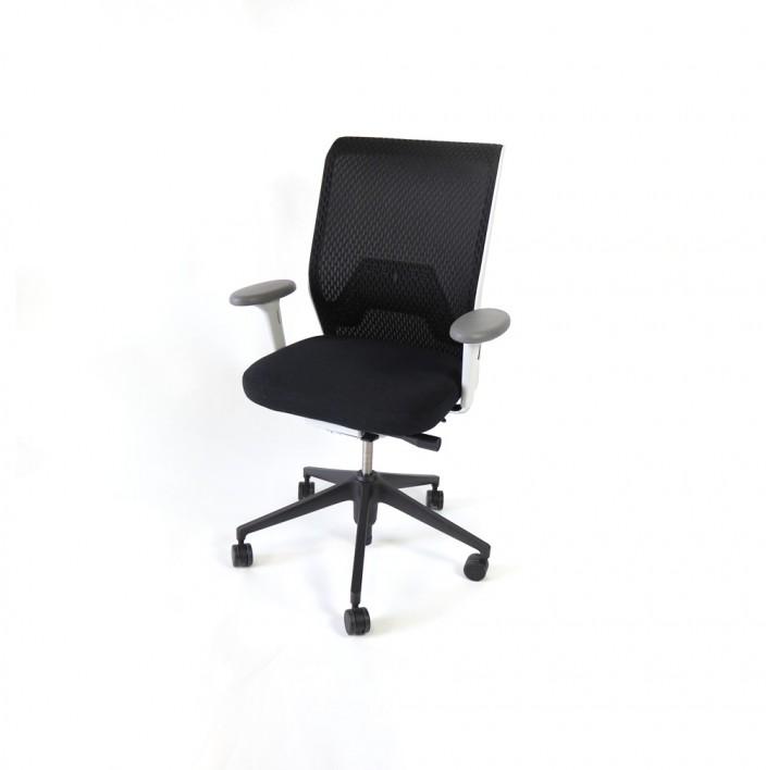 ID Mesh schwarz/soft grey - Design gebraucht