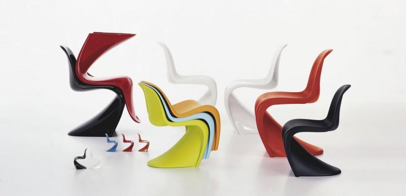 Panton Chair der Stuhl von Verner Panton | Stoll Online Shop