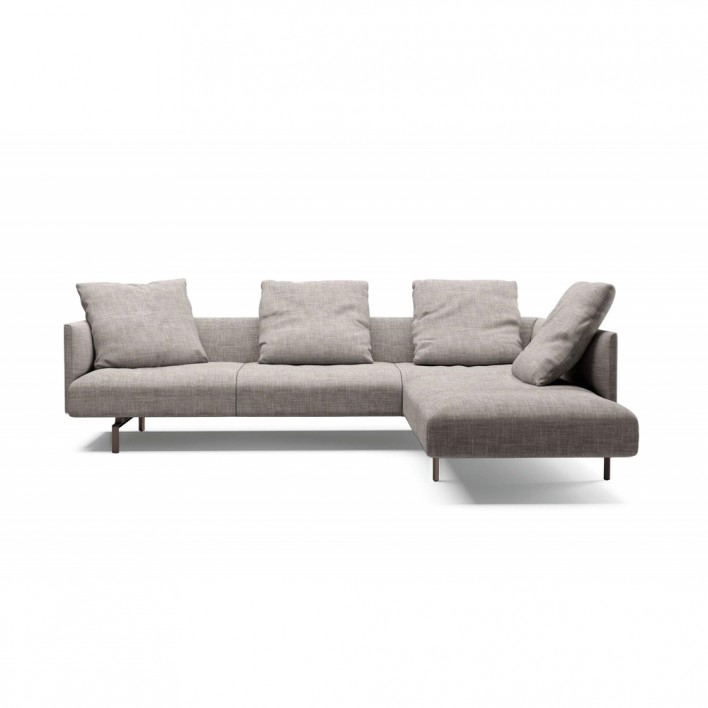Muud Sofa mit Recamiere