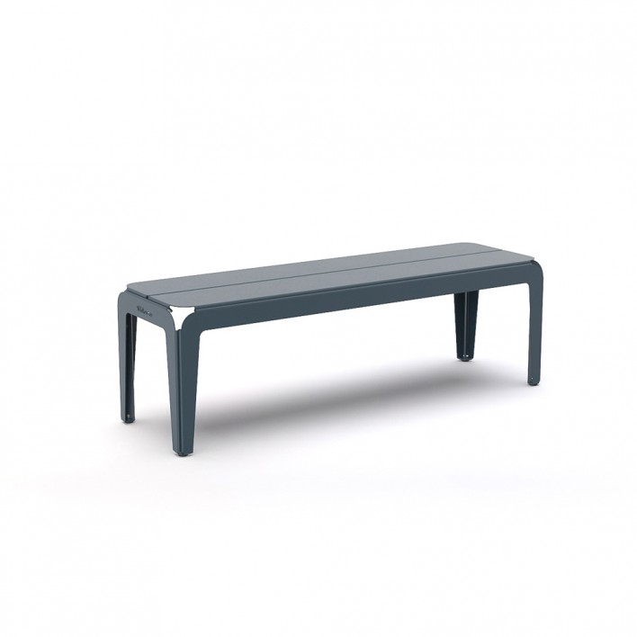Bended Bench Outdoor