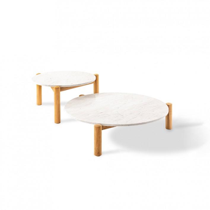 Table à Plateau Interchangeable Beistelltisch Outdoor