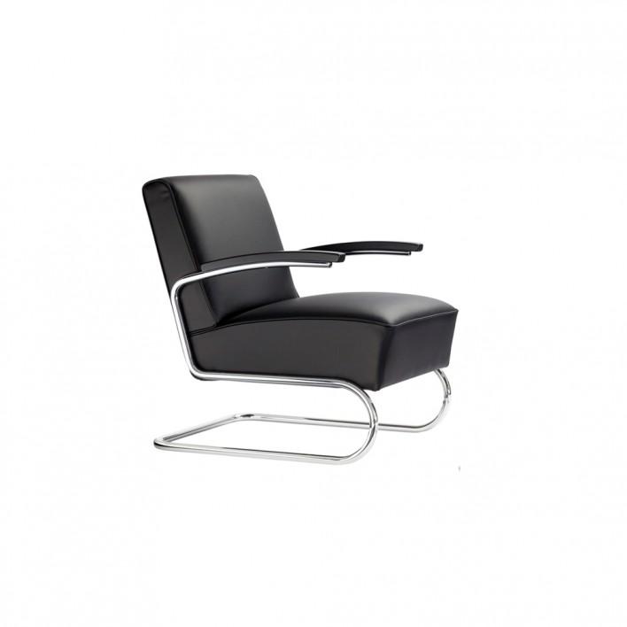 der sessel s411 von thonet stoll online shop. Black Bedroom Furniture Sets. Home Design Ideas