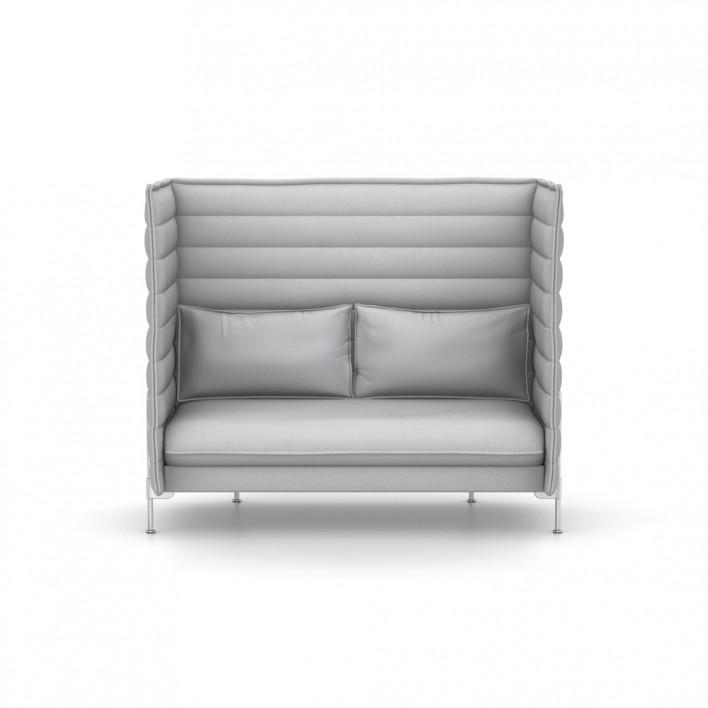 Alcove Highback Sofa - 2-Sitzer