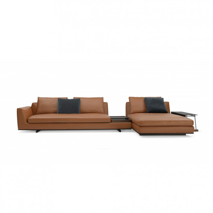 Tama Living Sofa mit Chaiselongue
