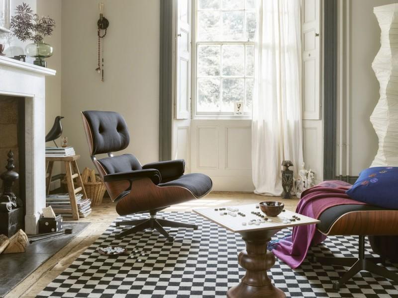 Der Lounge Chair In Zwei Höhen!