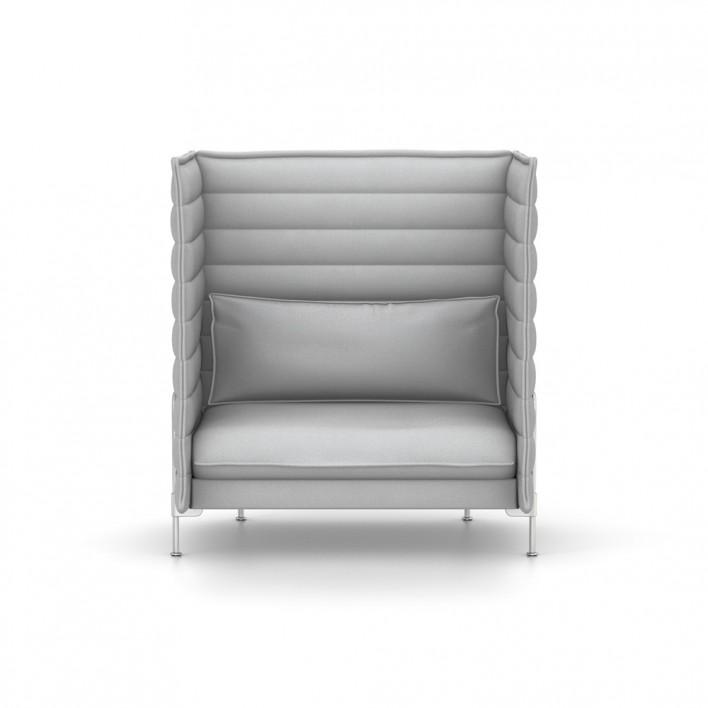 alcove highback sofa love seat von vitra stoll online shop. Black Bedroom Furniture Sets. Home Design Ideas