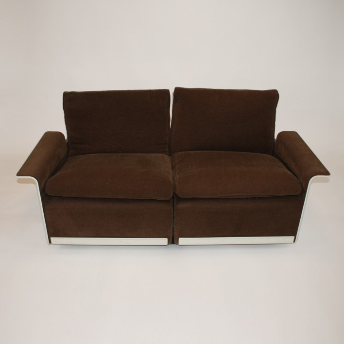 Sofa design gebraucht for Cord sofa 70er