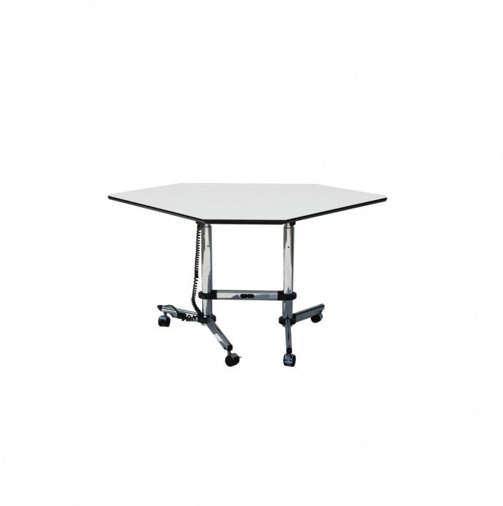 USM Kitos Sechseck Tisch - Design gebraucht