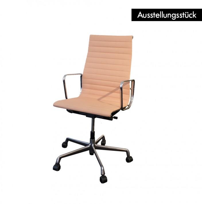 EA 119 Alu Chair nude - Ausstellungsstück