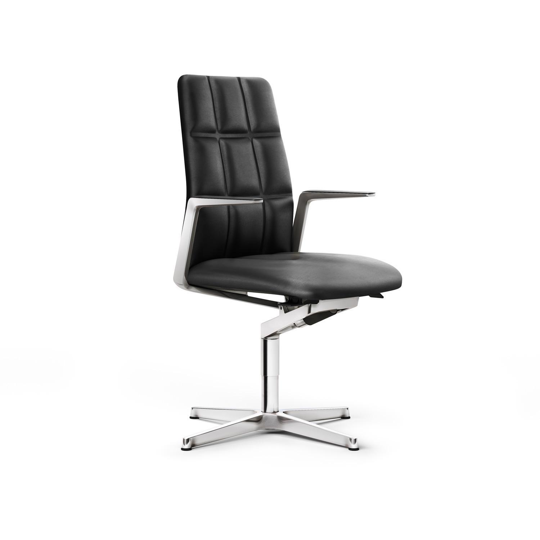 leadchair management konferenzstuhl von walter knoll stoll online shop. Black Bedroom Furniture Sets. Home Design Ideas
