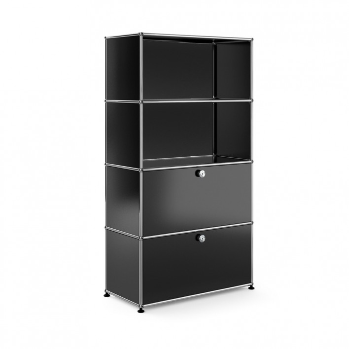 regal von usm haller stoll online shop. Black Bedroom Furniture Sets. Home Design Ideas