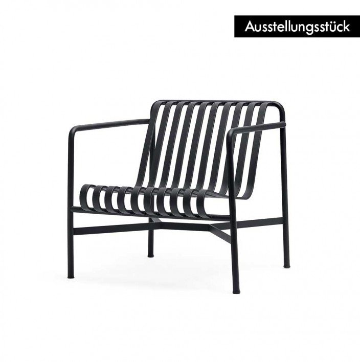 Palissade Lounge Chair low - Ausstellungsstück