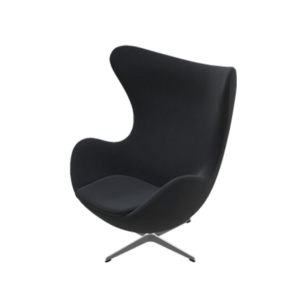 ei sessel von fritz hansen stoll online shop. Black Bedroom Furniture Sets. Home Design Ideas