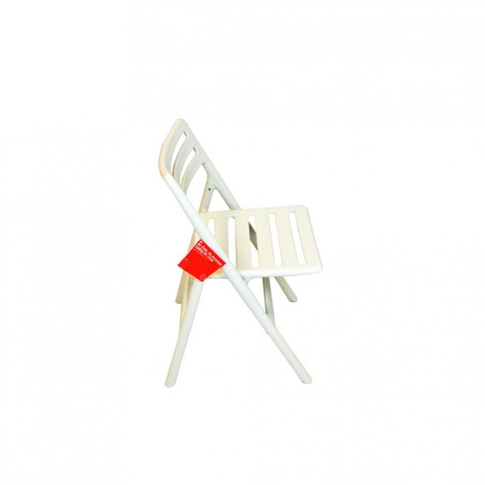 Folding Air Chair weiss - Ausstellungsstück